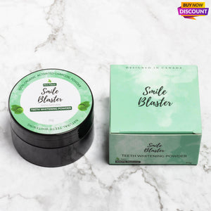 Activated Charcoal Powder-Powder-SmileBlaster
