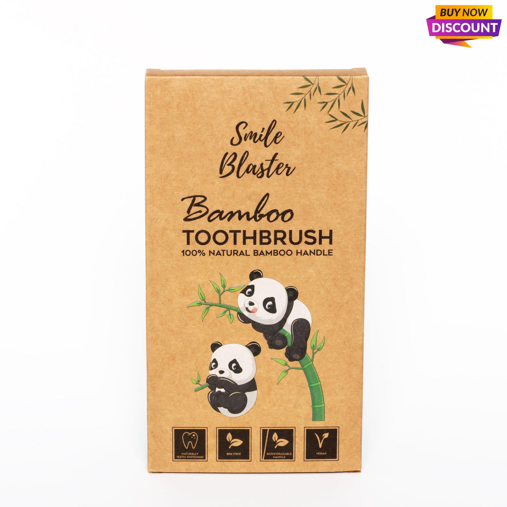 FREE Bamboo Toothbrushes - ONLY SHIPS WITH A KIT/BUNDLE - One Each Kit/Bundle-candyrack_generated-SmileBlaster
