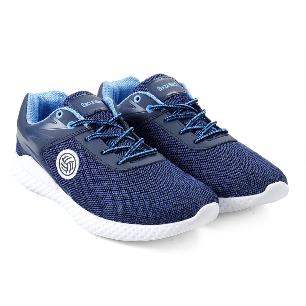 Bacca Bucci Trainers Athletic Walking Running Gyming Sneakers/Sports Shoes for Men - Bacca Bucci