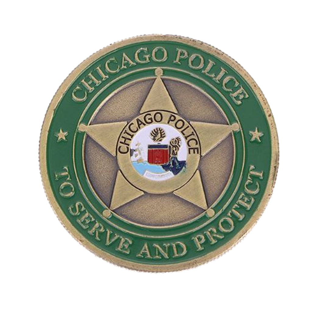 Illinois State Police Challenge Coins – Honoring Illinois Law Enforcement Officers
