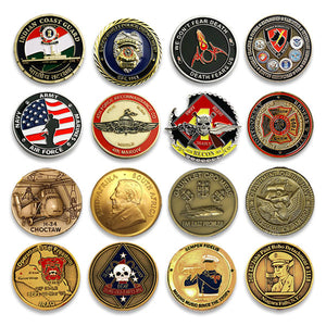 Colorado State Police Challenge Coins – Honoring Colorado Law Enforcement Officers