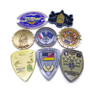Hawaii State Police Challenge Coins – Honoring Hawaii Law Enforcement Officers