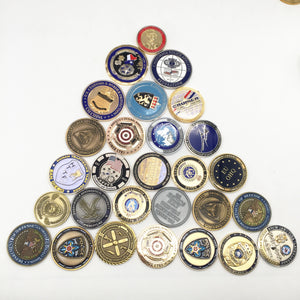 Rhode Island State Police Challenge Coins – Back The Blue In Rhode Island