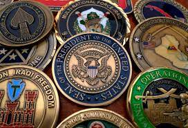 Celebrate Achievements with Custom Challenge Coins