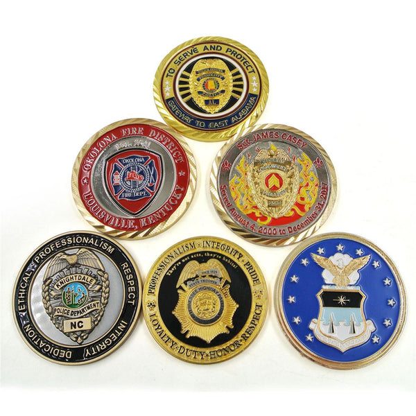 Quick Guide to Designing Challenge Coins