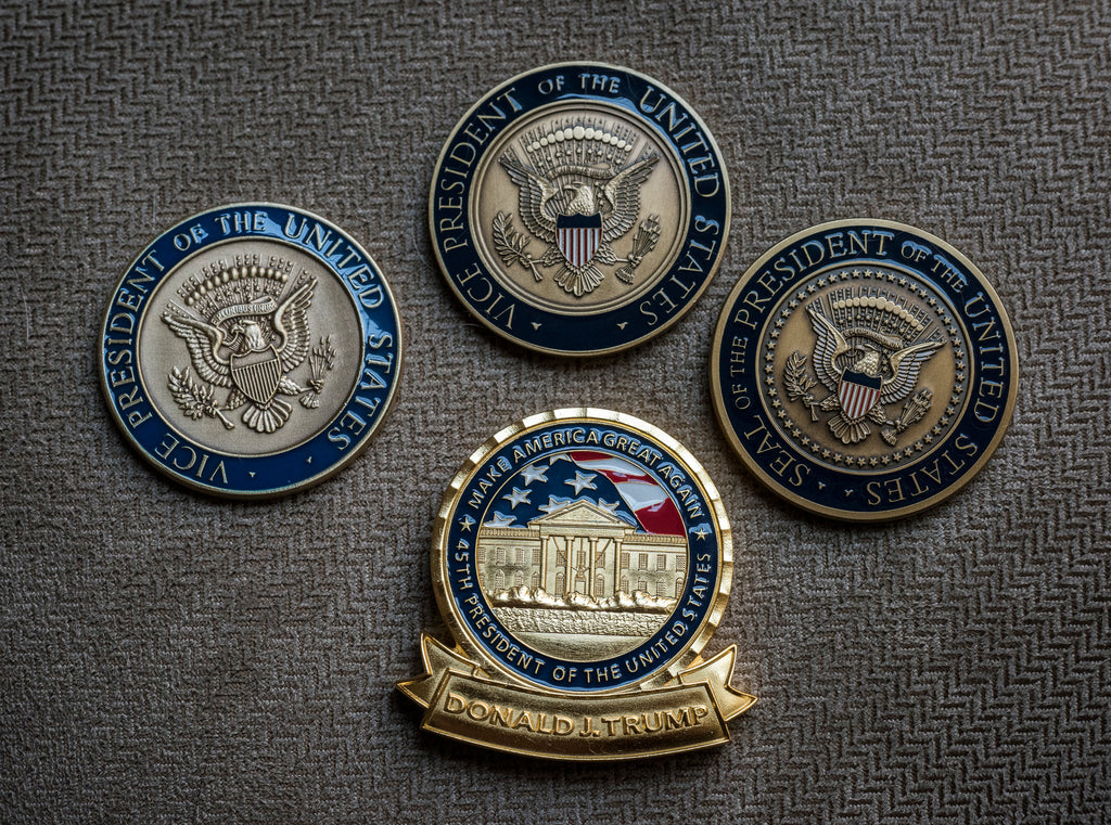 The Presidential Challenge Coin