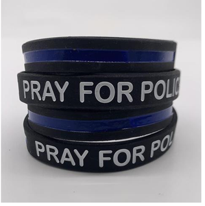 The Perfect Match for Thin Blue Line Bracelets