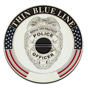 Connecticut State Police Challenge Coins – Honoring Connecticut Law Enforcement Officers
