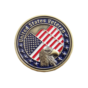 Various Types of Military Challenge Coins