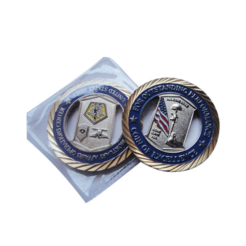 New Hampshire Police Challenge Coins