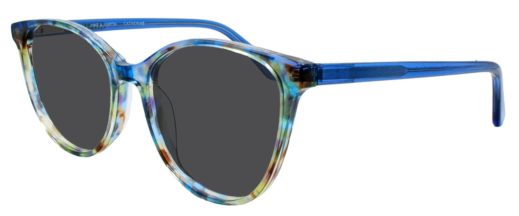Blue Tortoise sunglasses