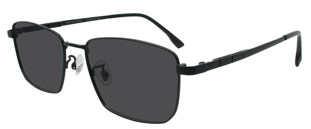 Matte Gunmetal sunglasses