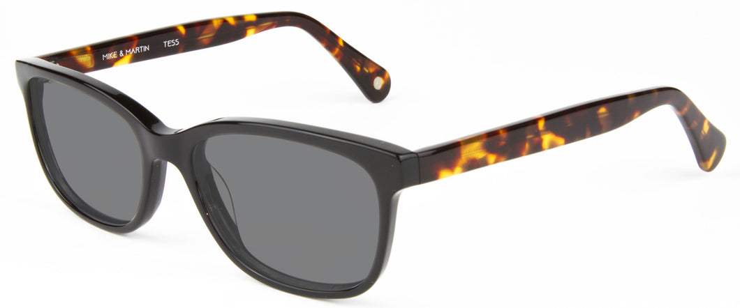Tortoise Blue Flake sunglasses