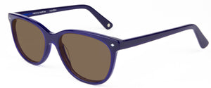 Cobalt Blue sunglasses