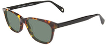 Load image into Gallery viewer, Tokyo Tortoise Black Temples sunglasses