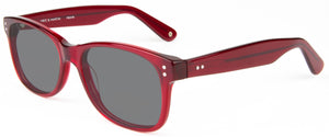 Cardinal Red sunglasses