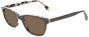 Slate Over White Tortoise sunglasses
