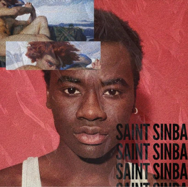 Saint Sinbad - Charred Burner Phone
