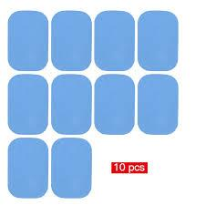 10-Pack Replacement Gel Stickers