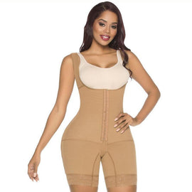 FAJA Enterizo Espalda Alta / Shapewear One Piece High Back - Sexy Fajas Colombianas