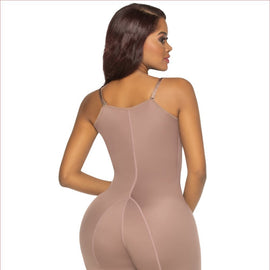 FAJA Principiante Enterizo Media Pierna / Shapewear First Time One Piece Short Leg - Sexy Fajas Colombianas