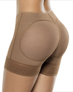 Faja Short Levanta Glúteos / Shapewear Push Up Short - Sexy Fajas Colombianas