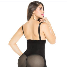 Fajas Panty Alto Levanta Gluteos / Shapewear High Waist Push Up - Sexy Fajas Colombianas
