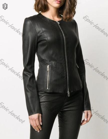 Epic Womens Leather Jacket