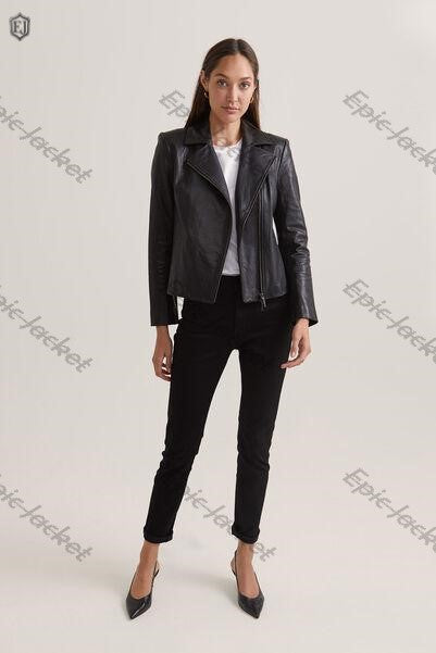 Epic Catalina Women Leather Jacket