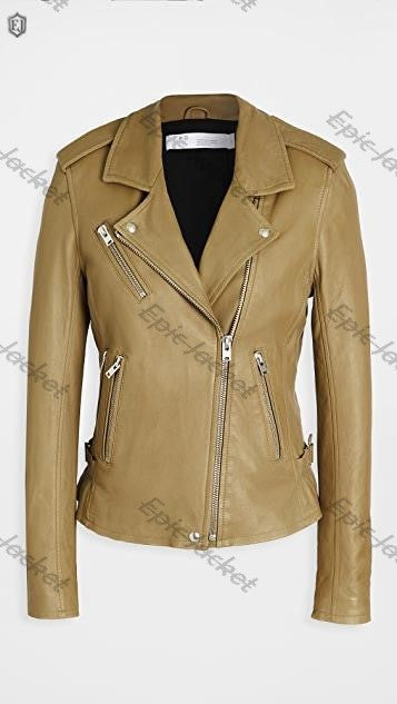 Epic Newhan Leather Jacket For Women