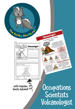 Load image into Gallery viewer, Occupations  -  Scientists Bundle 3