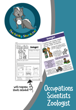Load image into Gallery viewer, Occupations  -  Scientists Bundle 2