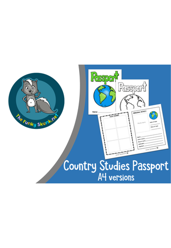 A Free Virtual Passport