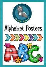 Load image into Gallery viewer, Phonics - Alphabet Posters
