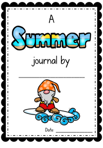 Summer Journal - Northern Hemisphere