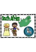 Load image into Gallery viewer, Africa - South Africa Picture Book