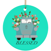 Blessed Ornament