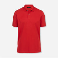 Easy Care Polo Red