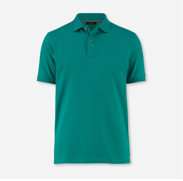 Easy Care Polo Summer Green