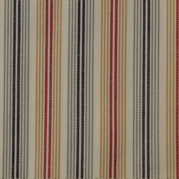 Blue & Red Stripes Pochetmask