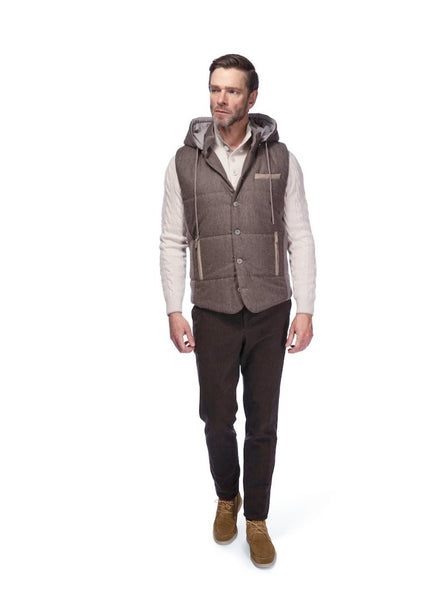Bodywarmer Brown
