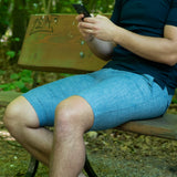 Shorts Grey Summerwool