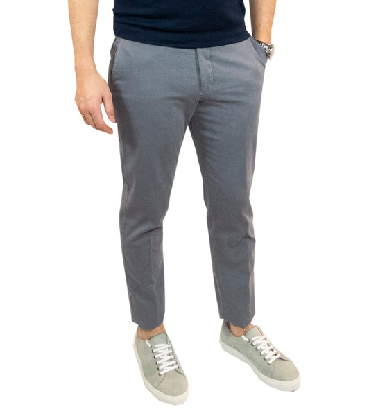 Micro Design Chino Grey