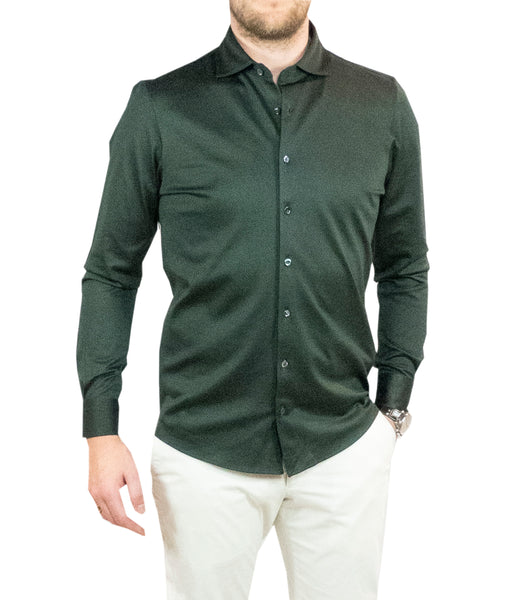 Longsleeve Shirt Dark Green