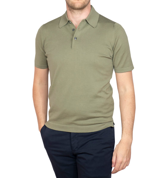 Sportive Polo Light Green
