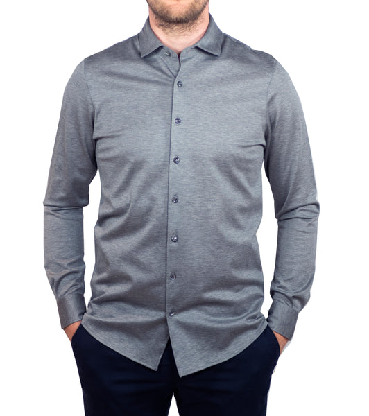 Longsleeve Shirt Light Grey