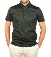 Piqué Polo Dark Green