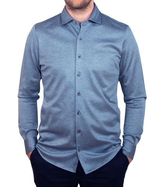Longsleeve Shirt Light Blue