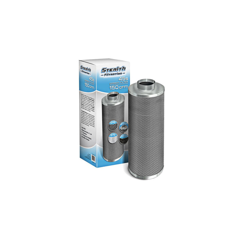 Stealth Filtration Carbon Filter 45s