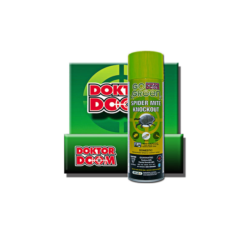 Doktor Doom Spider Mite Knockout 500 Gram